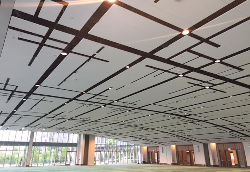 Acoustical Ceilings DC