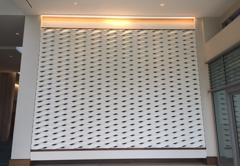 Acoustical Wall DC
